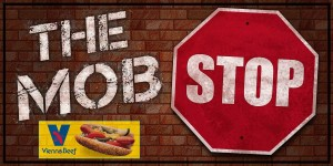 The MOB STOP LOGO