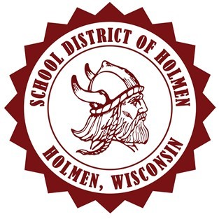 School District Viking Small logo