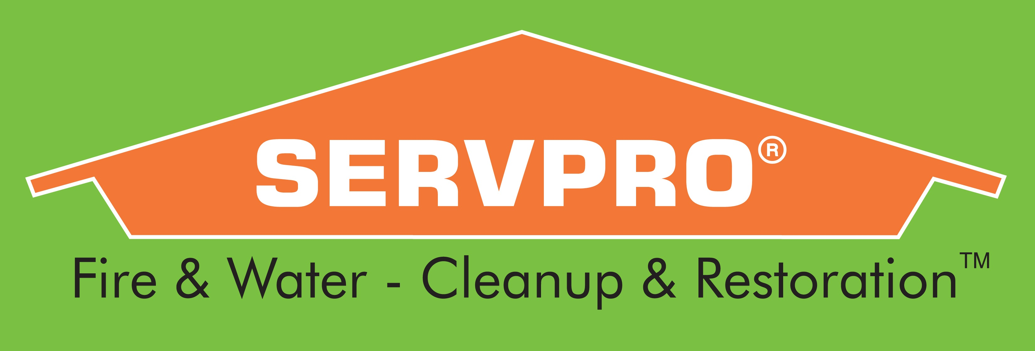 ServProHouse Orange & Green